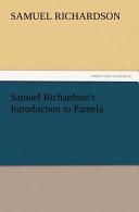 Samuel Richardson's ...
