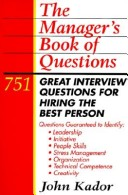 The Manager's Book of Questions