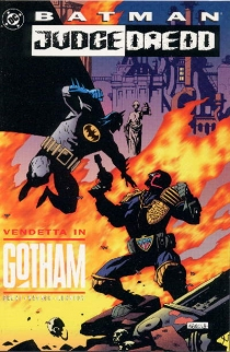 Batman / Judge Dredd...