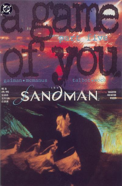 The Sandman n. 36