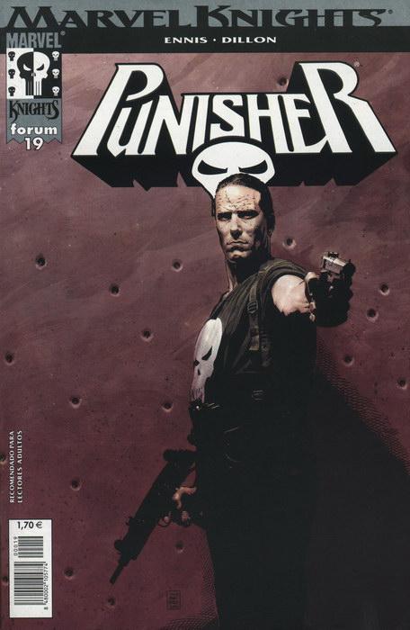 Marvel Knights: Punisher vol.2 #19