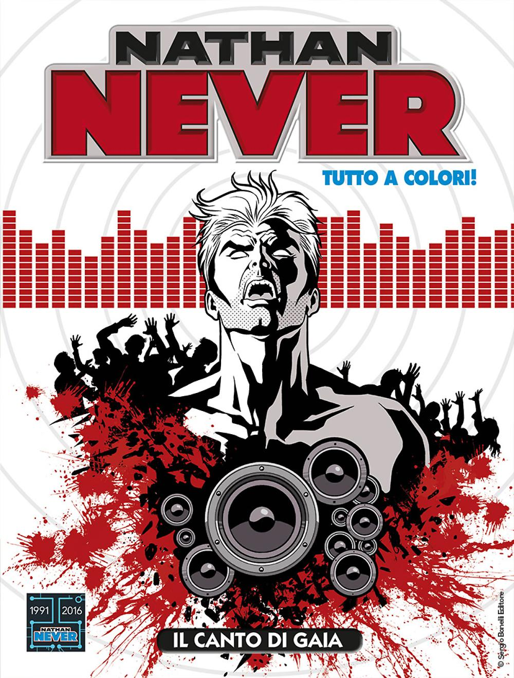 Nathan Never n. 312
