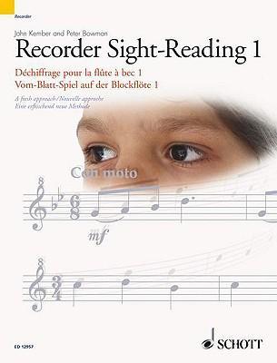 Recorder Sight-Reading 1