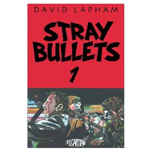 Stray Bullets Volume...