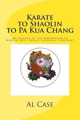 Karate to Shaolin to Pa Kua Chang
