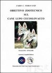 Obiettivo zootecnico sul cane lupo cecoslovacco
