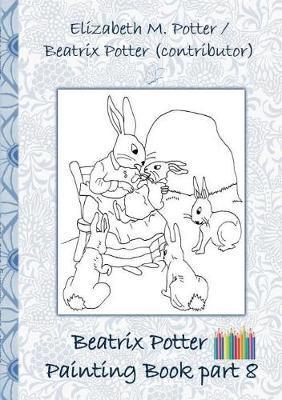 Beatrix Potter Painting Book Part 8 ( Peter Rabbit )