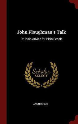John Ploughman's Talk