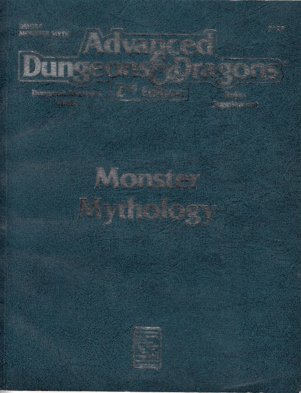 Monster Mythology