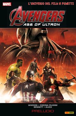 Marvel Movie - Avengers Age of Ultron: Preludio