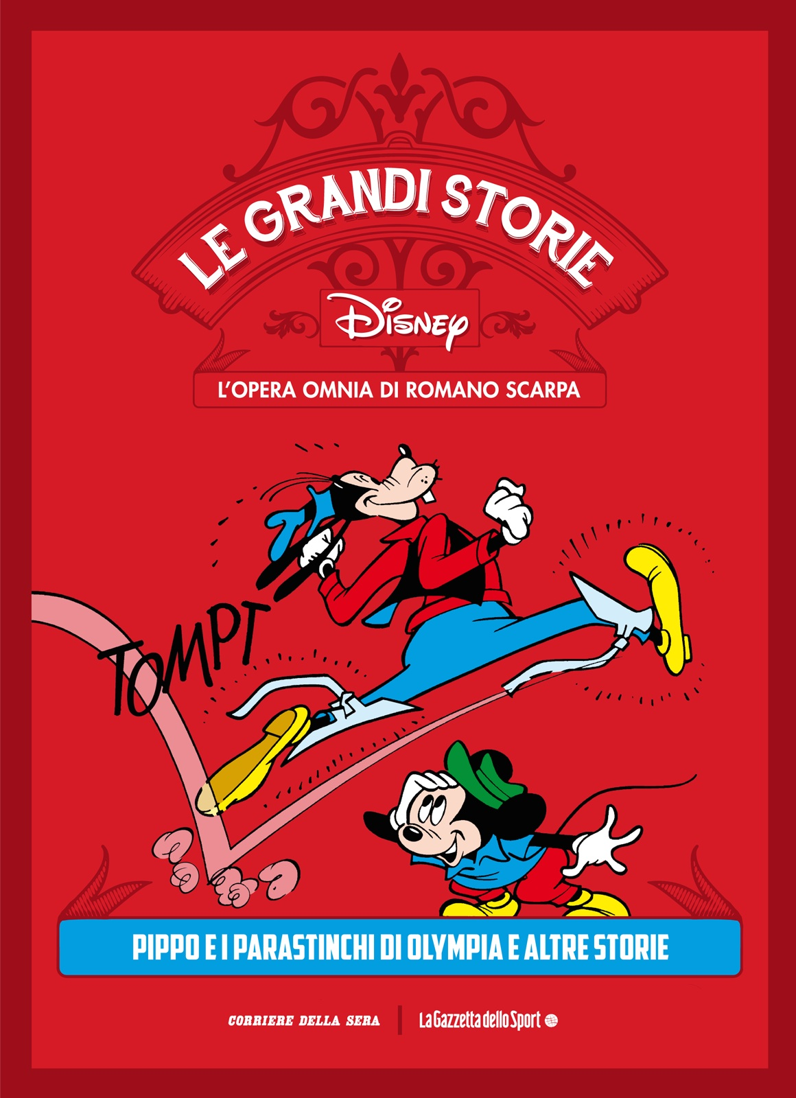 Le grandi storie Disney - L'opera omnia di Romano Scarpa vol. 26