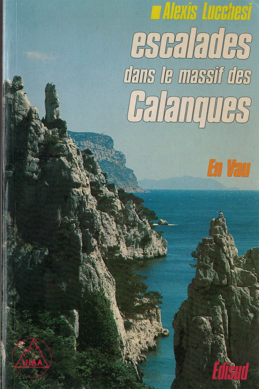 Escalades dans le massif des Calanques