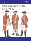 King George's Army 1740-93