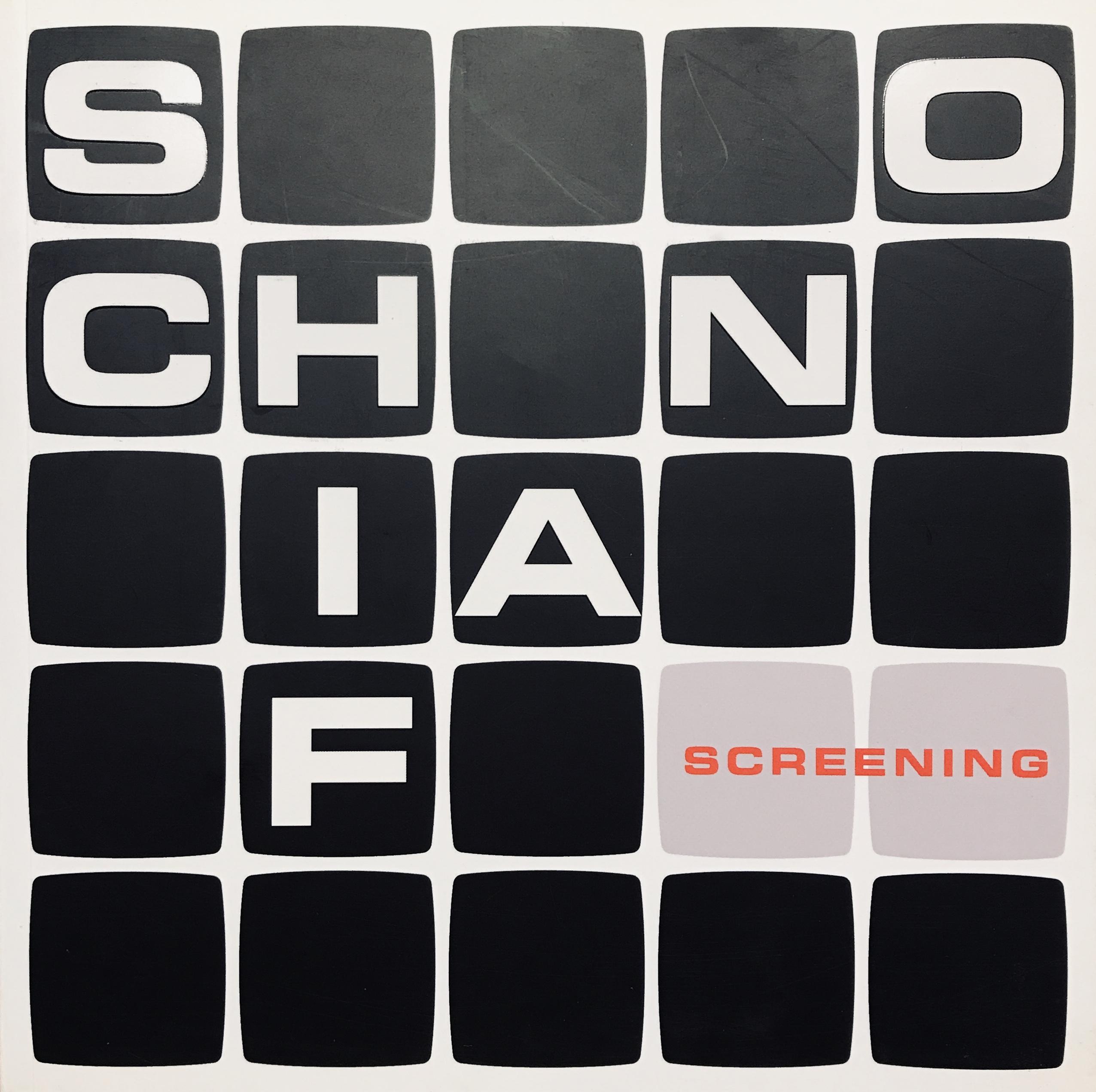 Schifano, Screening