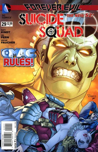 Suicide Squad Vol.4 #29