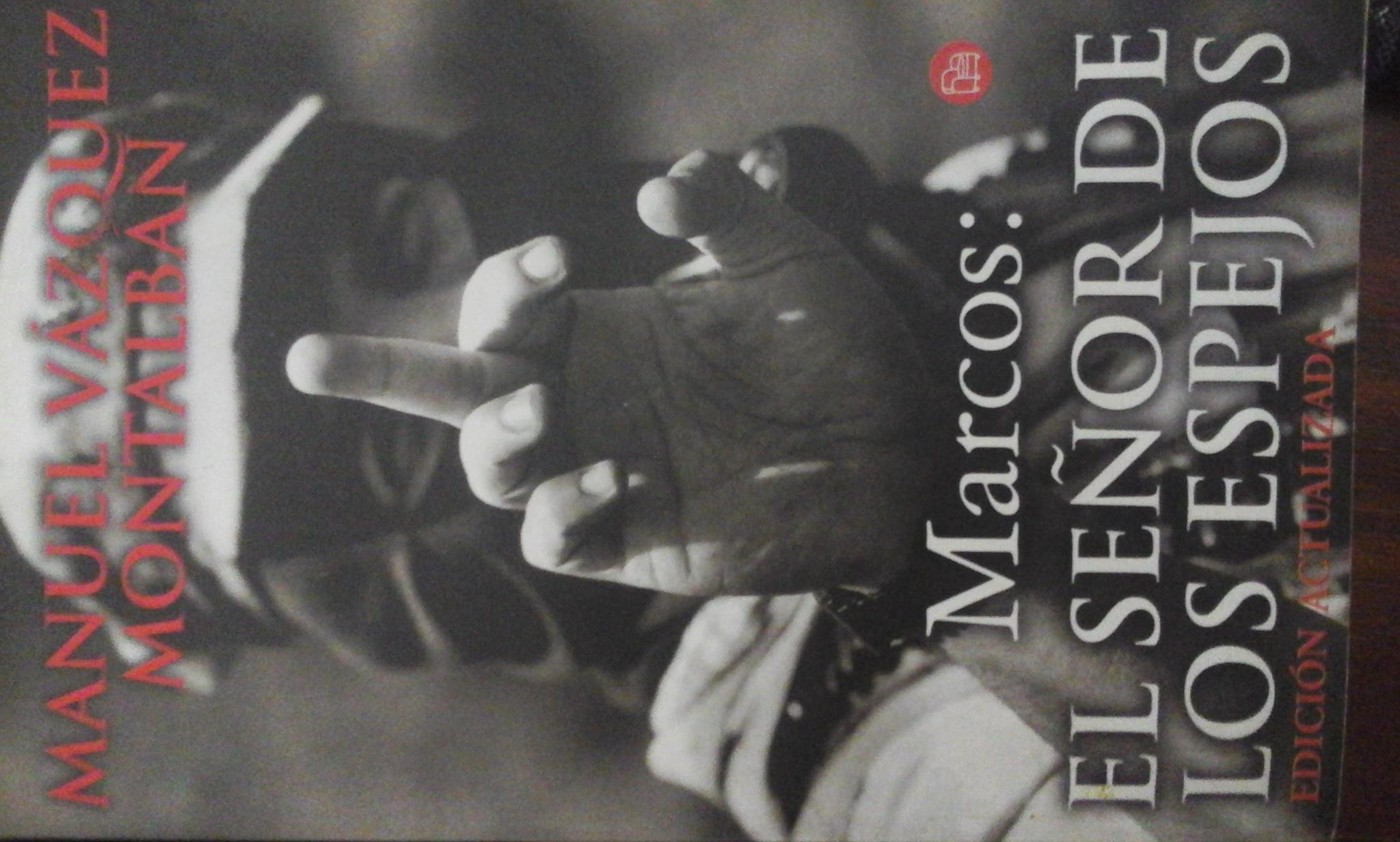 Marcos - El Senor de Los Espejos / Bolsillo