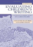 Evaluating Children's Writing