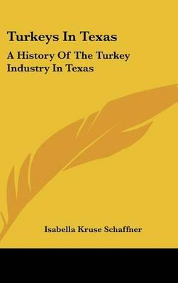 Turkeys in Texas