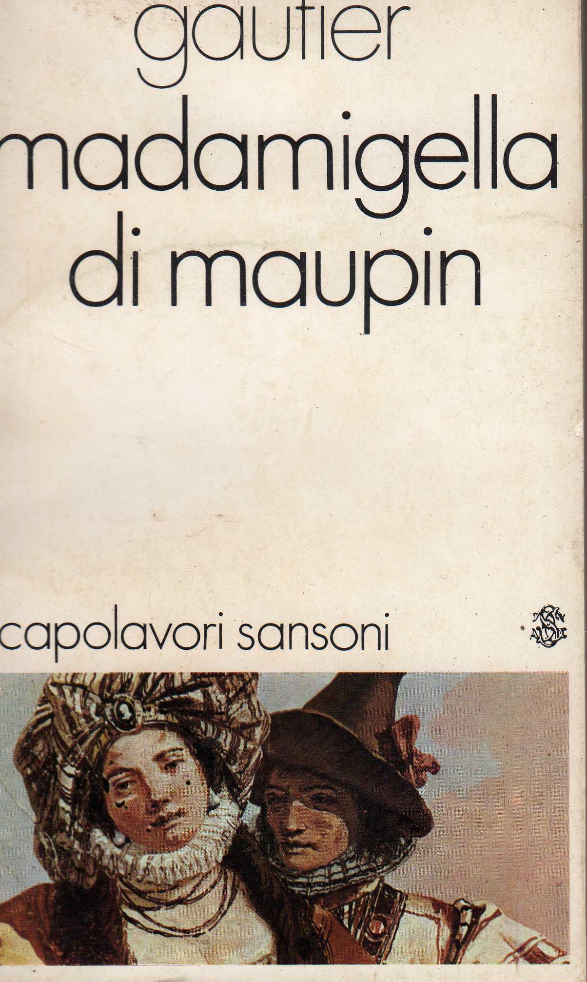 madamigella di Maupin