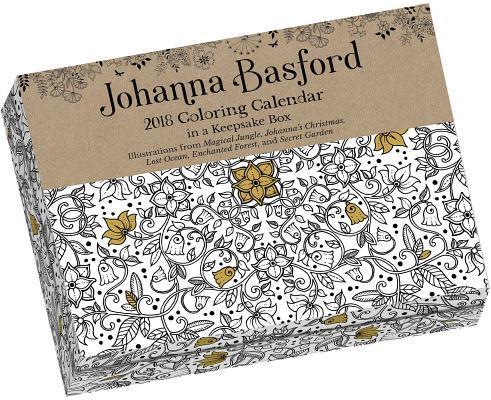 Johanna Basford 2018...