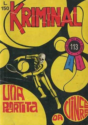 Kriminal n. 113