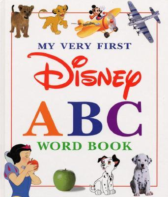 My Very First Disney ABC Word Book