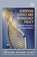 European Science and Technology Policy