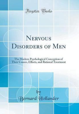 Nervous Disorders of Men