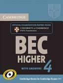 Cambridge BEC 4 High...