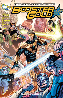 Booster Gold n. 6