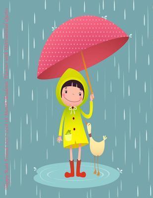 Happy Rain Friend 2017-2018 Academic Planner