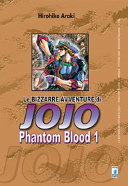 Le bizzarre avventure di Jojo - Vol. 01