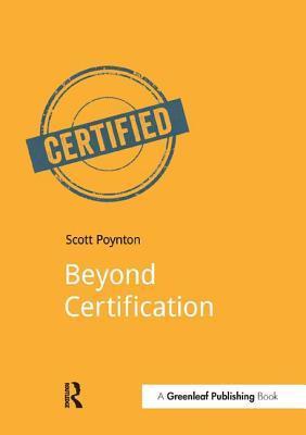 Beyond Certification