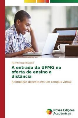 A entrada da UFMG na oferta de ensino a distância