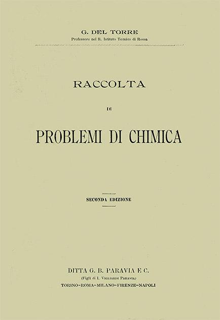 Raccolta di problemi di Chimica