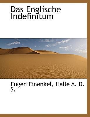Englische Indefinitum