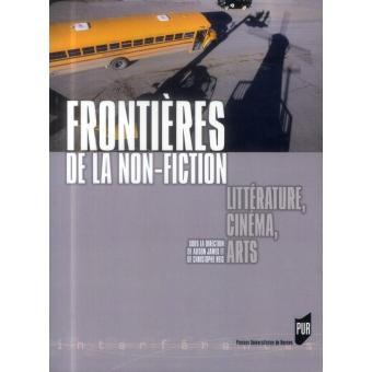 Frontières de la non-fiction