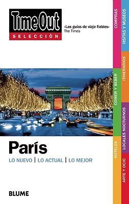 Time Out Seleccion Paris / Time Out Shortlist Paris