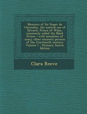 Memoirs of Sir Roger...