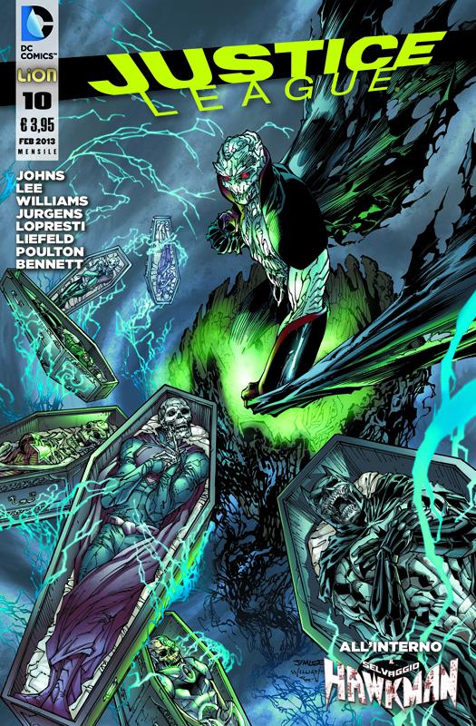 Justice League n. 10
