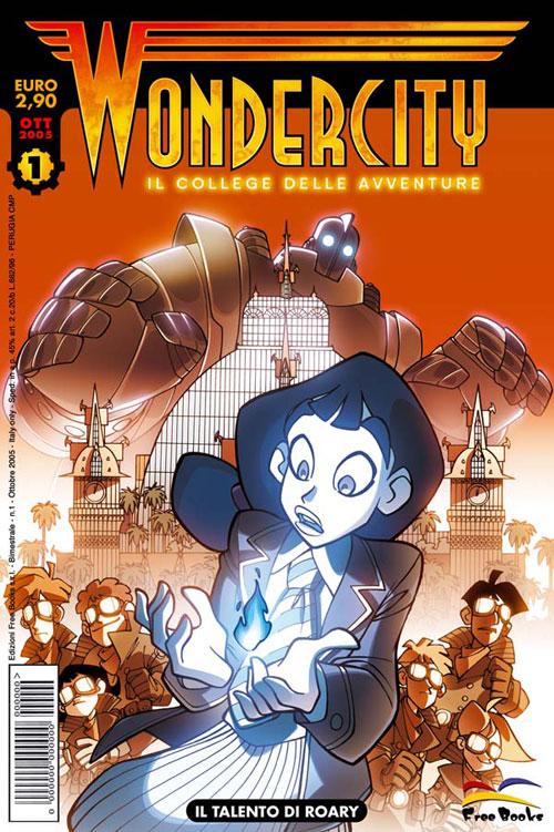 Wondercity #1 - Il t...