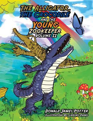 The Alligator, the Crocodile and the Young Zookeeper