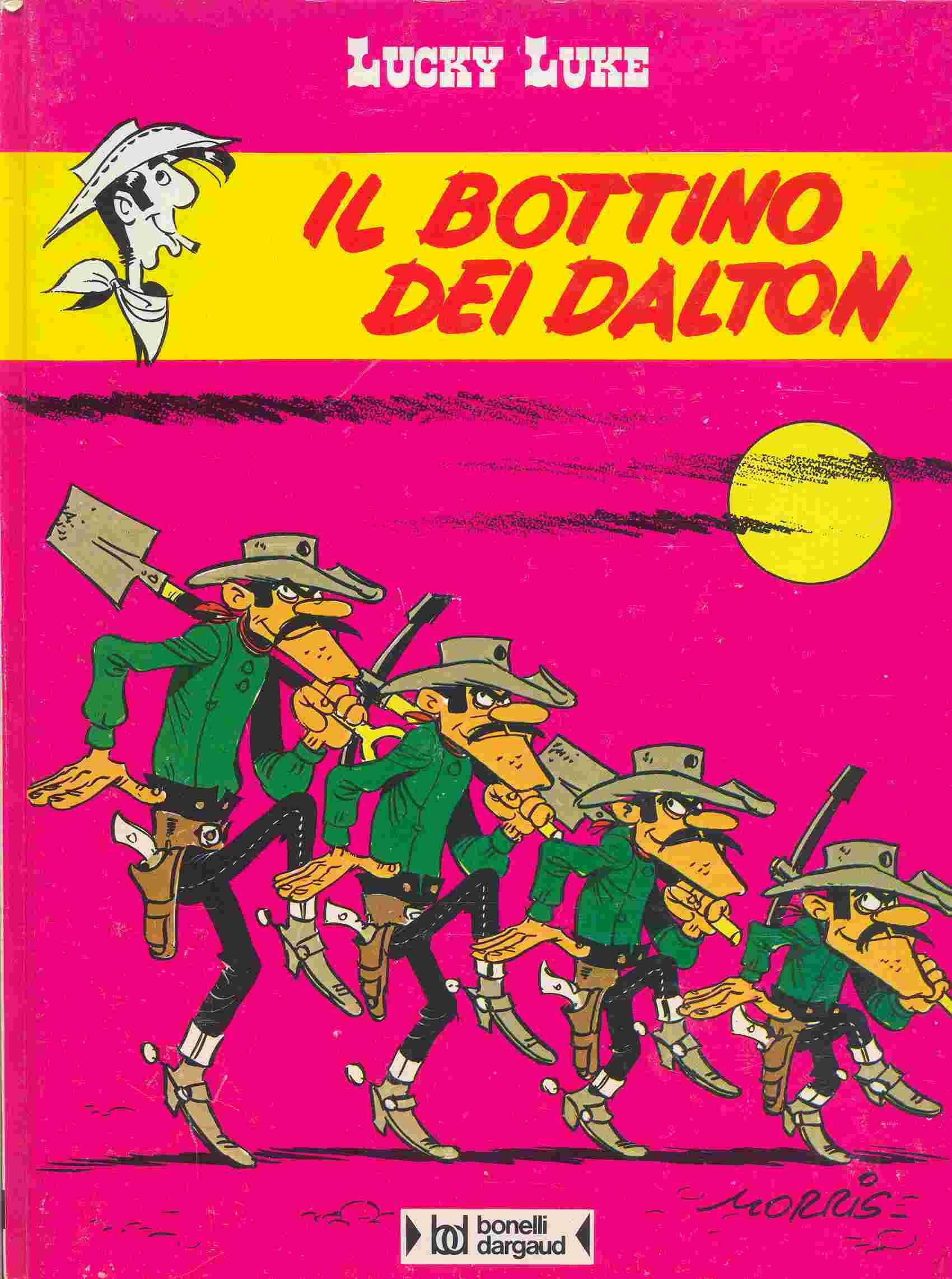 Lucky Luke - Il bottino dei Dalton