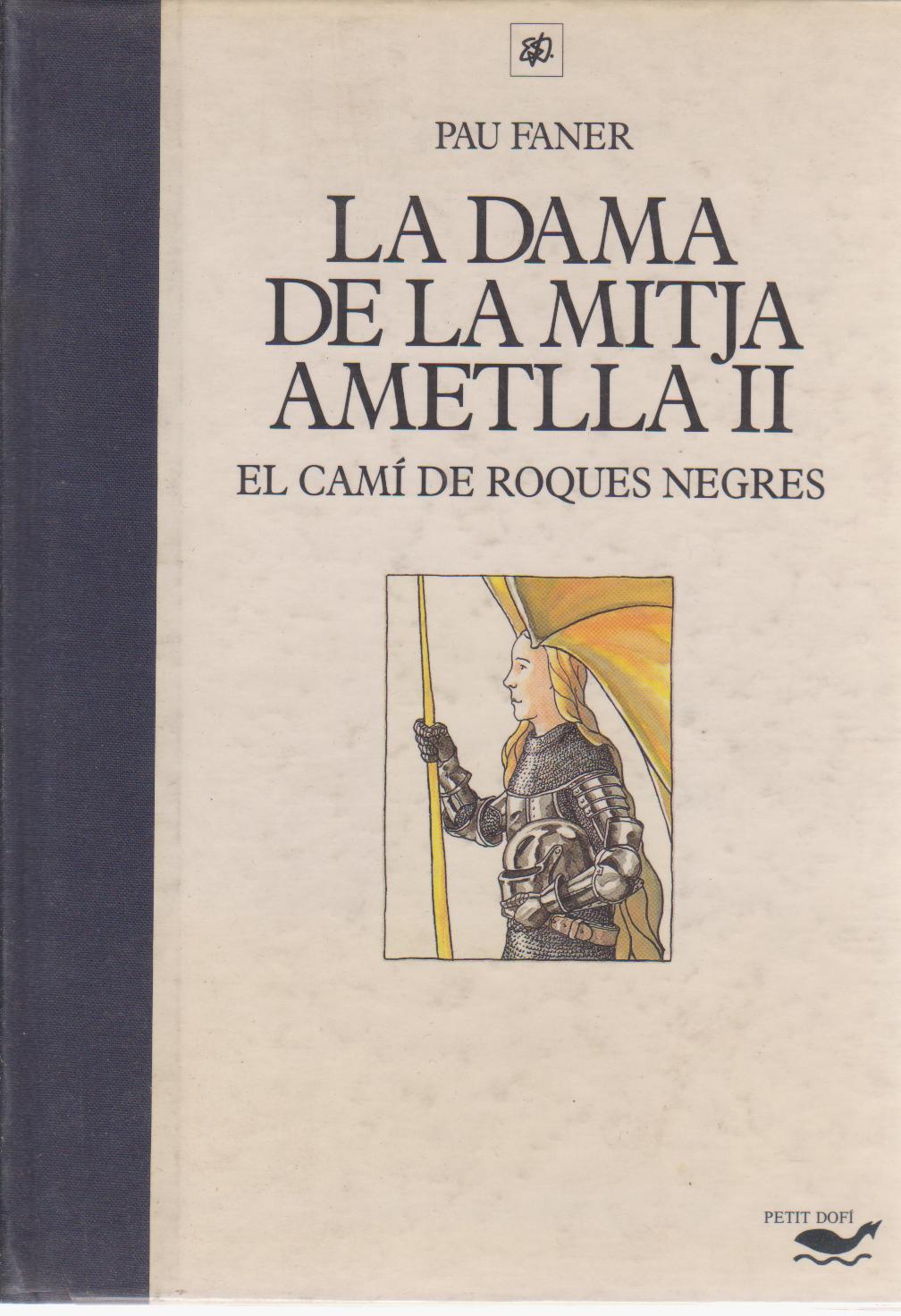La dama de la Mitja Ametlla