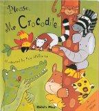Please, Mr. Crocodile