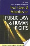 Sourcebook on Public Law, 2nd Edition