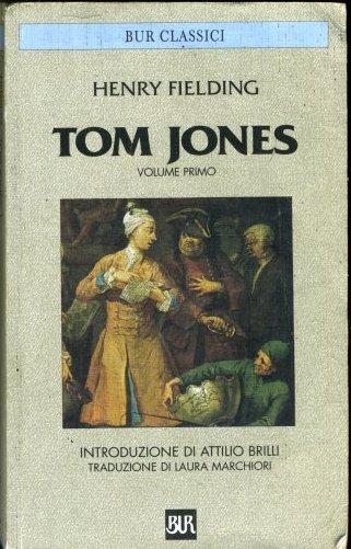 Tom Jones, Volume Primo