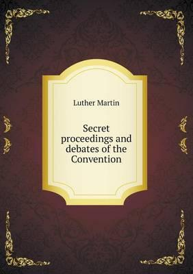 Secret Proceedings a...