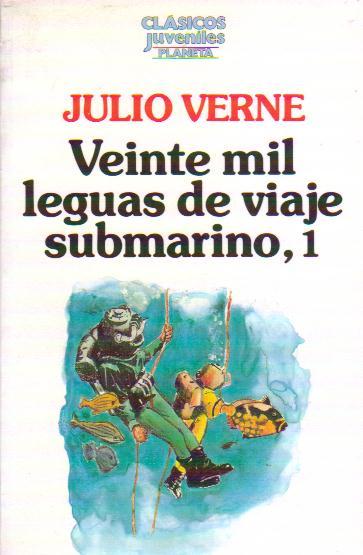 Veinte mil leguas de viaje submarino, 1