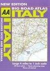Big Road Atlas Italy